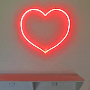 Ruby Red Heart  Valentines Day Valentine