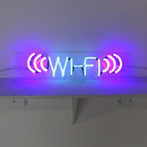 Wi-Fi Purple & Turquoise (Slightly bigger than 2194)