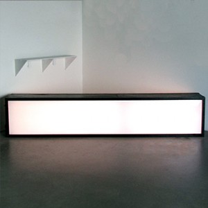 LARGE (AND HEAVY) Lightbox - Double-Sided Light Box Light-Box