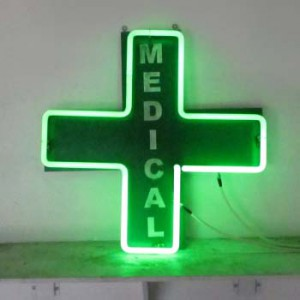 MEDICAL GREEN CROSS