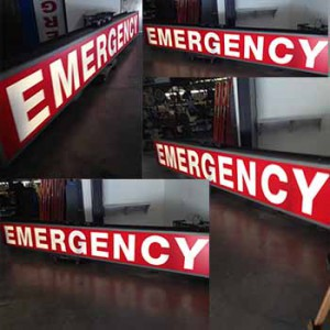 Emergency Light-box