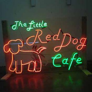 The Little Red Dog Cafe