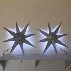 L.E.D Star  bowling stars