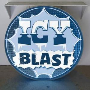 Icy Blast light box