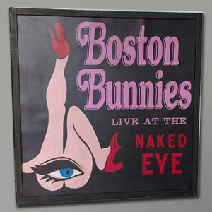 Boston Bunnies Live at the Naked Eye