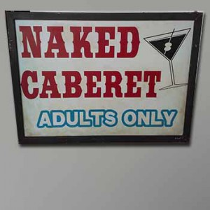 naked cabaret dancer dancing light box lightbox xxx adult nude adults only
