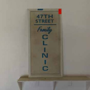 47th STREET Family CLINIC Lightbox