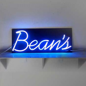 Bean's Blue Black
