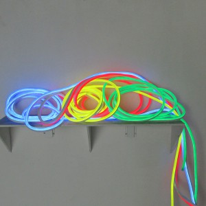 Assorted Colors Flex Neon - 30 ft 30' Long LED