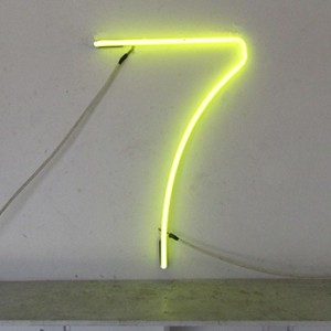 7 seven number numbers shape shapes