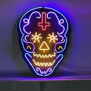 Dia de los Muertos - Day of the Dead - Skull - Death tattoo skulls halloween fairs