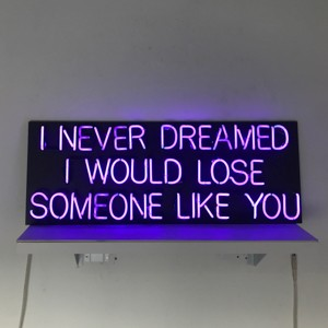 dream love lose loss quote