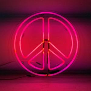 Peace sign peace symbol 80s