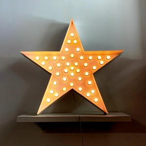 star marquee channel shape