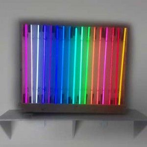 straight run rods tube tubes line lines border borders rainbow color colors neon